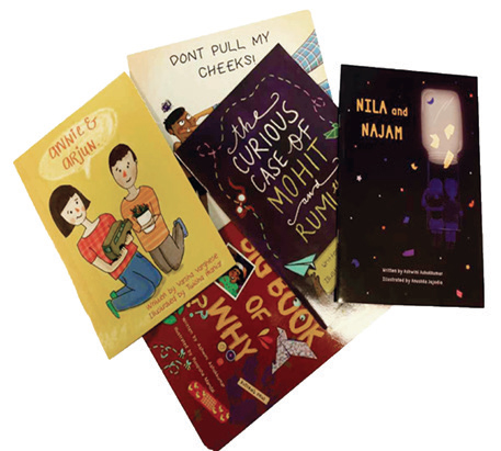 Five Desi children's books about diversity, feminism and consent